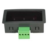 Mini LCD Cyfrowy licznik DC / AC6V ~ 25V Elektroniczny sumator z interfejsem sygnału NPN i PNP 1 ~ 999999 Czas zliczania zasięgu