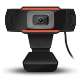 ViBAO K20 4K High Definition Webcam USB 2.0 67.9° Horizontal View Angle Web Camera with Microphone