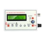1 Гц-500 кГц FG-100 DDS Генератор функциональных сигналов Синусоидальный треугольник Квадратная пила ЭКГ Выходной сигнал шума Измеритель частоты Модуль источника сигнала Частотомер