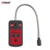 UYIGAO Brand New Handheld Portable Automotive Mini gaz palny gaz Detector Leak Tester Lokalizacja Ustal z światło i dźwięk alarmu