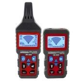 NF-826 traqueurs de fils portables localisateur de lignes téléphoniques pratiques détecteur de fils souterrains détecteur de câbles professionnel