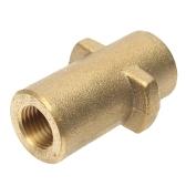 """Boquilla de espuma de lanza de espuma de lanza de espuma de lavado de coches ajustable adaptador de 1/4 """"pistola de jabón para lavadora Lacher Nilfisk espumadora de Karcher Bosch"""