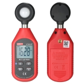 UNI-T UT383BT Handheld Mini Luminometer LCD Digital Photometer Luxmeter Light Meter 0-199900 Lux