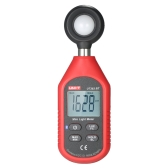 UNI-T UT383BT Mini Luminomètre De Poche LCD Numérique Photomètre Luxmeter Light Meter 0-199900 Lux