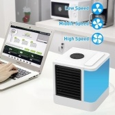 750ML Temperature Display Air Conditioner Small Fan Air-conditioning
