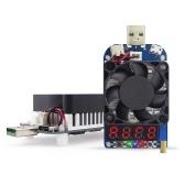 Testador de carregamento rápido do resistor da tensão atual do disparador QC2.0 QC3.0 USB de HD35