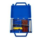 Kit di attrezzi per la riparazione delle gomme di emergenza per auto da 12 pezzi