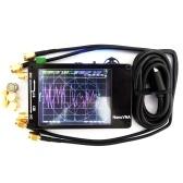 Portable Handheld Vector Network Analyzer 50KHz-900MHz Digital Display Touching Screen Shortwave MF HF VHF UHF Antenna Analyzer Standing Wave