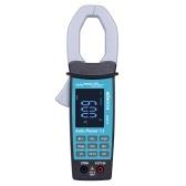 KKMOON KKM78 600V True RMS Digital Clamp Meter with AC V/A Waveform Display Multimeter Oscilloscope