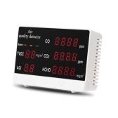 Analizador de calidad del aire Monitor