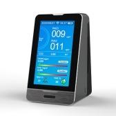DM73B TUYA WIFI 4,3-дюймовый светодиодный дисплей Портативный PM2.5 PM1.0 PM10 Температура и влажность CO2 HCHO TOVC Детектор Интеллектуальный многофункциональный инструмент обнаружения