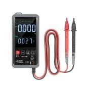 SMART SENSOR ST388 Цифровой ЖК-мультиметр с автоматическим выбором диапазона и звуковым сигналом NCV True RMS 6000 отсчетов