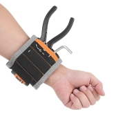 "JAKEMY JM-X5 14.6"" Magnetic Wristband Band Belt Pocket Tool for Holding Screws Nails Drills Repair Tools"