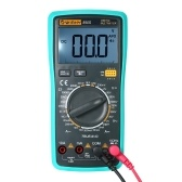 Multifunktionale Handheld LCD Digital Voice NCV Echt RMS Multimeter DC / AC Spannung Strom Meter Kapazität Widerstand Diode Tester