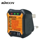 KKmoon ST01E Advanced RCD Electric Socket Tester