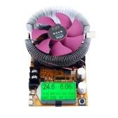 150 W Digital Battery Capacity Tester Voltímetro Ajustável Corrente Constante Eletrônico Linha de Carga Envelhecimento Testers