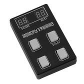 DIY Spielkonsole Kit Memory Training Spielkonsole DIY Kit mit ABS Fall LED-Licht Game Player Kindheit Spiele Maschine Spielzeug für Sequenz Lernen Memory-Übung