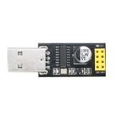 USB к ESP8266 Беспроводной Wf-модуль адаптера ESP8266 Плата преобразования Коммутационная плата Беспроводной модуль адаптера USB к ESP8266 Пинборд