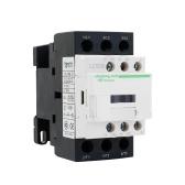 Conector de CA Elétrico 220V 50 / 60Hz Poles Bobina AC Contator modular LC1-D Alta sensibilidade Alta condutividade