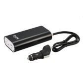200 Watt Auto Wechselrichter DC 12 V zu 220 V AC Sinus Konverter mit USB Ladegerät für Smartphone Haushaltsgeräte Power Switch Control