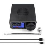 Si4732 2.4 Inch Touching Screen Radio Aluminium Alloy All-Band Radio Receiver FM LW(MW SW) SSB