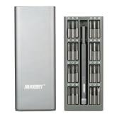 JAKEMY JM-8168 24 in 1 Cacciavite Set S-2 Bits Cacciavite magnetico di precisione