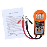 RuoShui 6V 12V LCD Digital Car Battery Analyzer Automotive Vehicle Battery Diagnostic Tester Tool Digital Tester