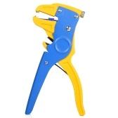2 in 1 WX-700D spelafili e filo isolante automatico spelafili Pinza autoregolante per la riparazione di elettronica e autoveicoli / Blue & Yellow