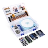 UNO R3 Starter Kit for Beginners UNO R3 Beginners Learning Kit UNO R3 DIY Module Board Entry-level UNO R3 DIY Kit