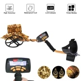 Portable Easy Installation Underground Metal Detector High Sensitivity Professional Jewelry Treasure Gold Metal Detecting Tool Finder