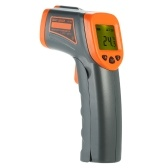 SMART SENSOR -32~380℃ 12:1 Portable Handheld Digital Non-contact IR Infrared Thermometer Temperature Tester Pyrometer Industrial Infrared Thermometer LCD Display with Backlight Centigrade Fahrenheit (NOT for Humans)