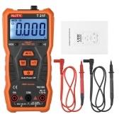 NJTY T21F Mini Smart Multimeter 4000 Counts True RMS Universal Meter