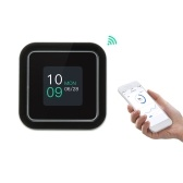 Intelligent WiFi CO2 Detector Carbon Dioxide Monitor Over Standard Concentration Alarm Function Time Weather Display Intelligent Home Lifes Connect with Perthings APP