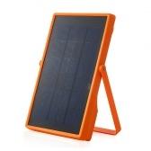 KKmoon Solar Power Emergency Light Rechargeable USB Camping Lantern