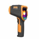 NF-522赤外線サーマルイメージャーポータブルデジタルディスプレイ加熱検出器ハンドヘルド温度イメージングカメラ