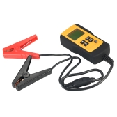 12V LCD Digital Car Battery Analyzer Automotive Vehicle Battery Diagnostic Tester Tool