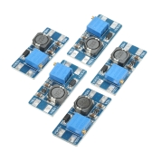 5PCS MT3608 2A DC-DC Step Up Power Apply Module Booster Power Module 5V-28V para Arduino