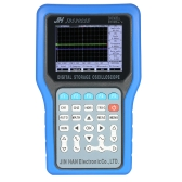 Multi-functional Handheld Digital Storage Oscilloscope 2 Channels Scope Meter 50MHz 500MSa/s with Signal Generator