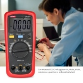 UNI-T UT136C+ LCD Digital Multimeter