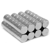 Disque rond 6 * 4mm de magnets de 50pcs rares supers forts de néodyme N50