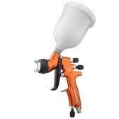 HVLP Gravity Feed Spray Gun 1.3mm Nozzle 600CC Cup Highly Atomized Paint Spray Gun
