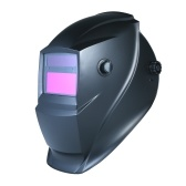 Solar Automatic Darkening Welding Helmet Mask Head-Mounted Argon Arc Welding Protective Cap Flat Flip Half Helical