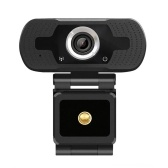 FHD1080p High Definition 1920*1080 30fps Webcam USB 90° Wide Angle Web Camera with Microphone