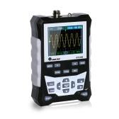 TOOLTOP DS0120M 320x240 High Definition 2,4-дюймовый цветной TFT-осциллограф Цифровой осциллограф с полосой пропускания 120 МГц Частота дискретизации 500 MSa / s Профессиональный инструмент с функцией хранения сигналов с подсветкой