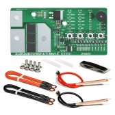 Intelligent Control Simple DIY Spot-Welding Machine with 6 MOS Tube Four LED Display Compatible with 0.1~0.3mm Nickel