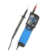 ホールドピークハンドヘルドバックライトLCDディスプレイペンタイプデジタルマルチメータDC / AC電圧メータ抵抗ダイオード連続性テスタ