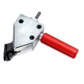 ポータブル電気クリッパー有刺鉄線/ステンレス鋼/金属板カッターカラースチールタイルカッティングはさみ