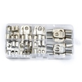 60pcs SC Tinned Copper Lug Ring Wire Connectors