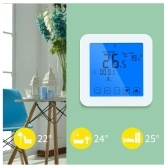 Touch Screen Digital Thermostat Programmable
