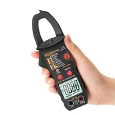ANENG True RMS Digital Multimeter Clamp Meter DC/AC Voltage Detector AC Amp Meter with Ohm Capacitance NCV Continuity Diode Hertz Temperature Tester